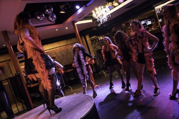 Burlesque Workshop in Utrecht