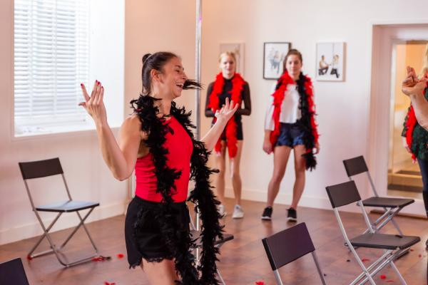 Burlesque Workshop in Utrecht